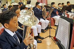 School Brass Band